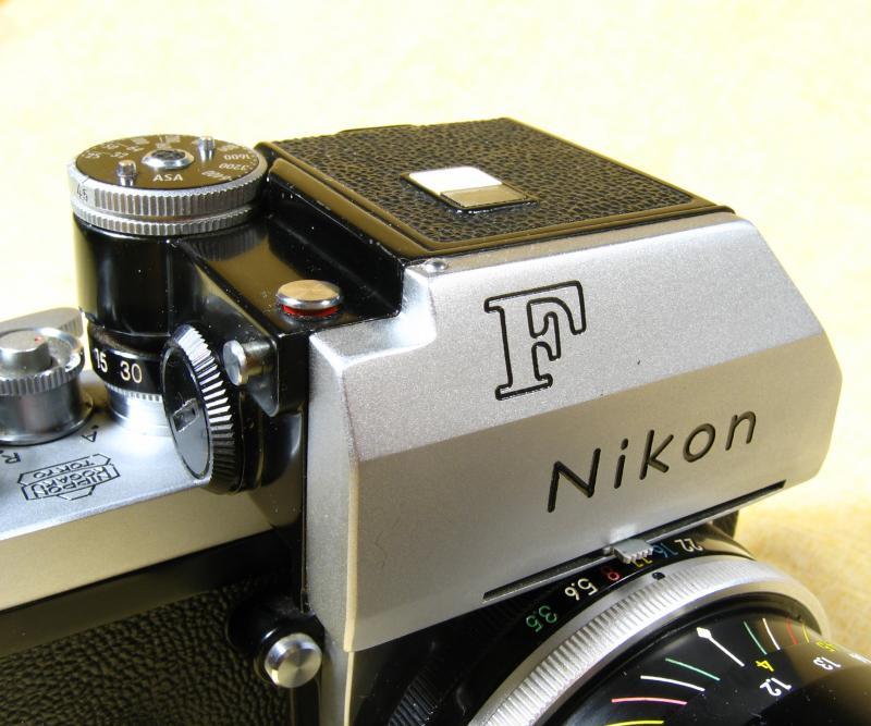 Wallpaper Appareils photos 2907-09 NIKON F , bollection AMI