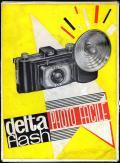 Wallpaper Appareils photos 2983-16  FEX  Delta flash en boite, collection AMI