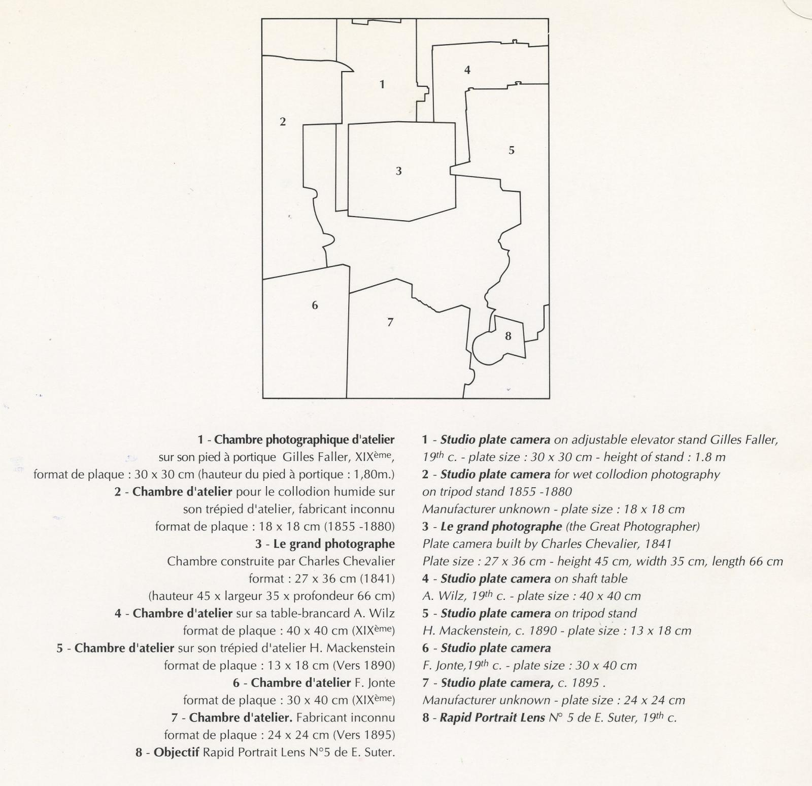 Wallpaper 3007-3 AIR FRANCE menu, collection AMI Appareils photos