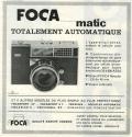 Wallpaper Appareils photos 3123-18  OPL  Foca matic blanc, collection AMI