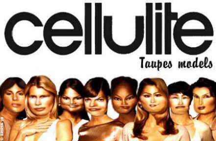 Wallpaper cellulite Humour & Insolite