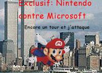 Wallpaper Humour & Insolite mario