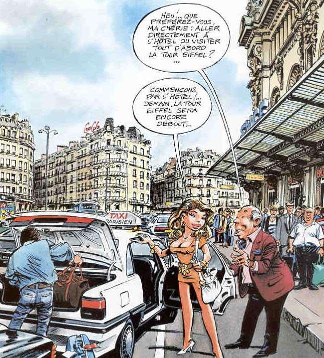 Wallpaper Humour & Insolite paris