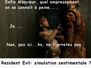 Wallpaper Humour & Insolite resident evil