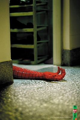 Wallpaper spiderman Humour & Insolite