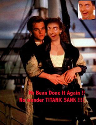 Wallpaper titanic Humour & Insolite
