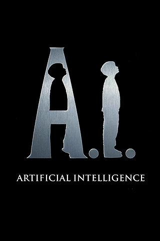 Wallpaper AI Artificial Intelligence film iPhone