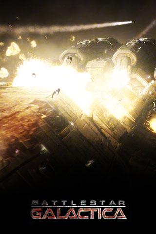 Wallpaper iPhone Battlestar Galactica