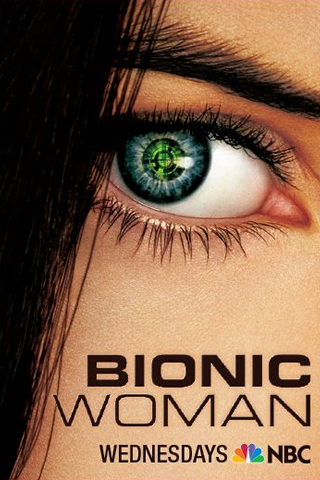 Wallpaper Bionic Woman iPhone