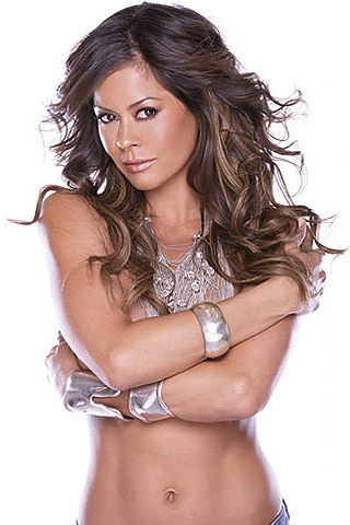 Wallpaper iPhone Brooke Burke