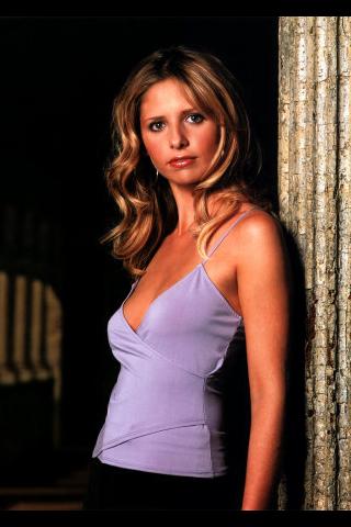 Wallpaper iPhone Buffy contre les vampires