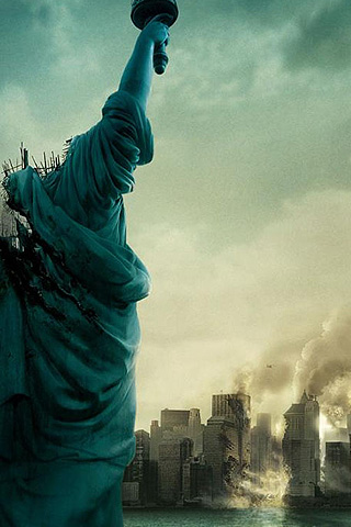 Wallpaper iPhone Cloverfield