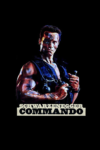 Wallpaper iPhone Commando