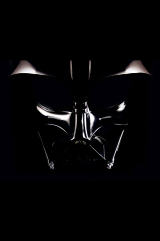 Wallpaper Dark Vador iPhone