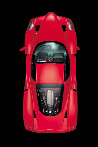 Wallpaper iPhone Ferrari enzo voiture