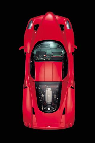 Wallpaper Ferrari enzo voiture iPhone