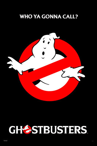 Wallpaper iPhone Ghost Busters