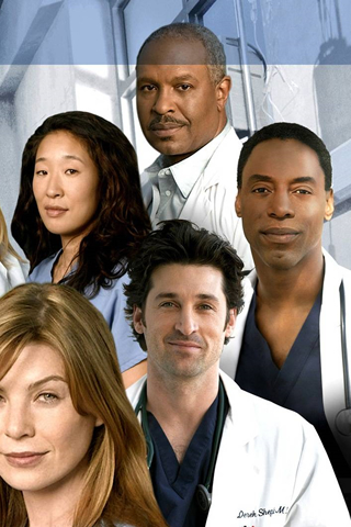 Wallpaper Greys Anatomy iPhone