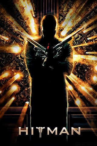 Wallpaper Hitman iPhone