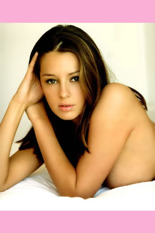 Wallpaper iPhone Keeley Hazell