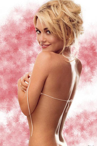 Wallpaper iPhone Kelly Carlson