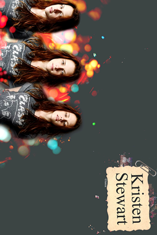 Wallpaper Kristen Stewart - Bella Swann Twilight iPhone