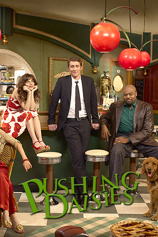 Wallpaper iPhone Pushing Daisies