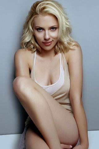 Wallpaper iPhone Scarlett Johansson