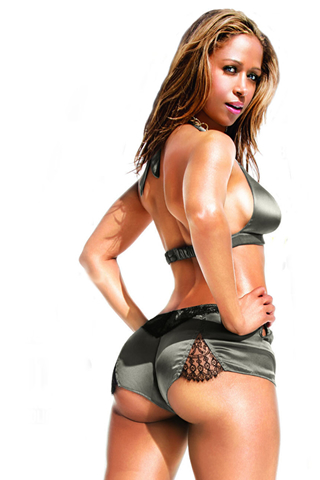 Wallpaper Stacey Dash hot de dos iPhone