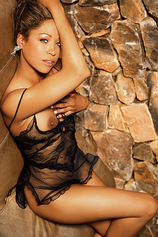 Wallpaper iPhone Stacey Dash lingerie sexy