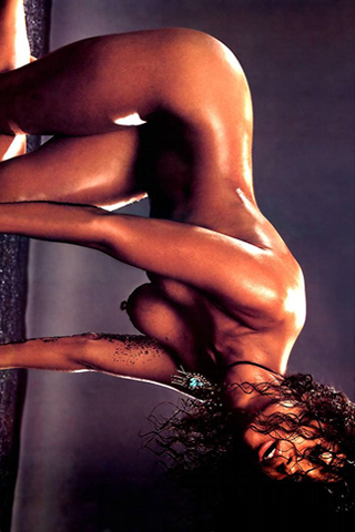 Wallpaper iPhone Stacey Dash nue tres hot