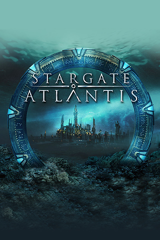 Wallpaper Stargate Atlantis iPhone