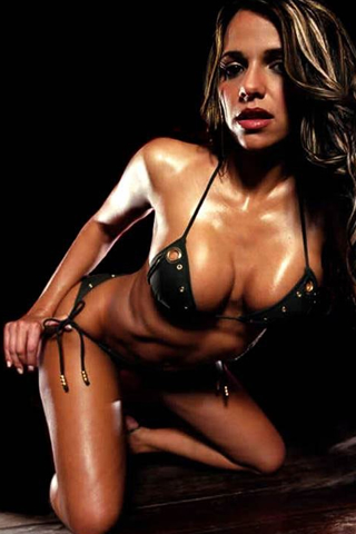 Wallpaper iPhone Vida Guerra hot torride