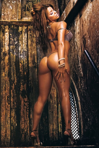 Wallpaper iPhone Vida Guerra sexy