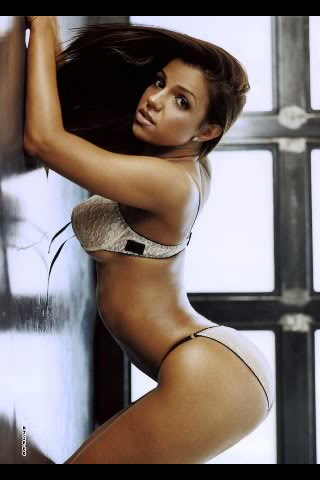 Wallpaper Vida Guerra sexy hot iPhone