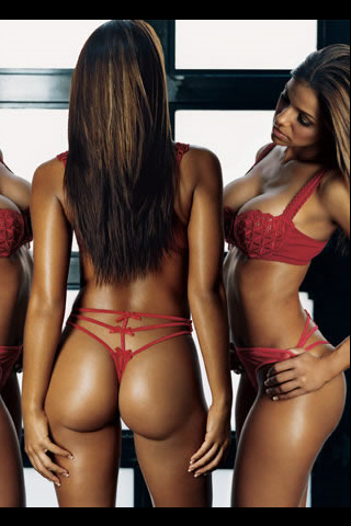 Wallpaper iPhone Vida Guerra sexy hot FHM