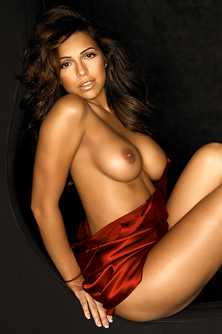 Wallpaper iPhone Vida Guerra sexy siens nus