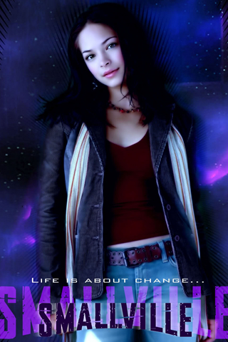 Wallpaper kristin kreuk Smallville iPhone