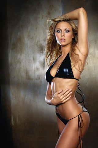 Wallpaper iPhone stacy keibler sexy