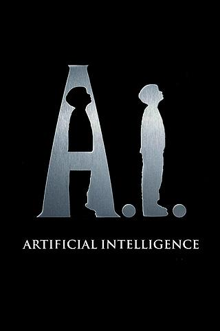 Wallpaper AI Artificial Intelligence film iPhone