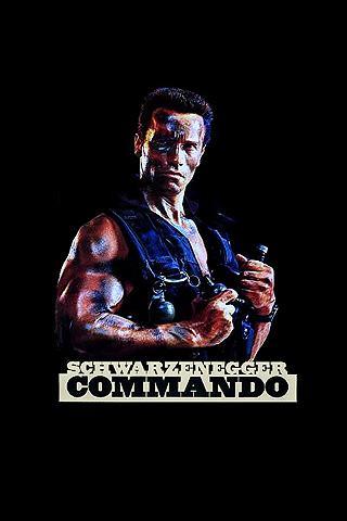 Wallpaper Commando iPhone