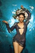Wallpaper iPhone Jessica Biel sexy sirene