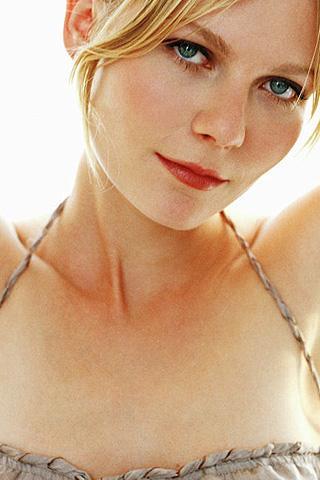 Wallpaper Kirsten Dunst iPhone