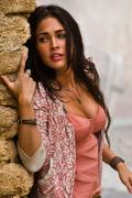 Wallpaper iPhone Megan Fox poitrine