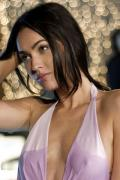 Wallpaper iPhone Megan Fox seins mouilles