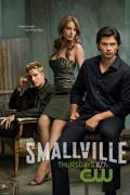 Wallpaper Smallville Tom Welling Clark Kent