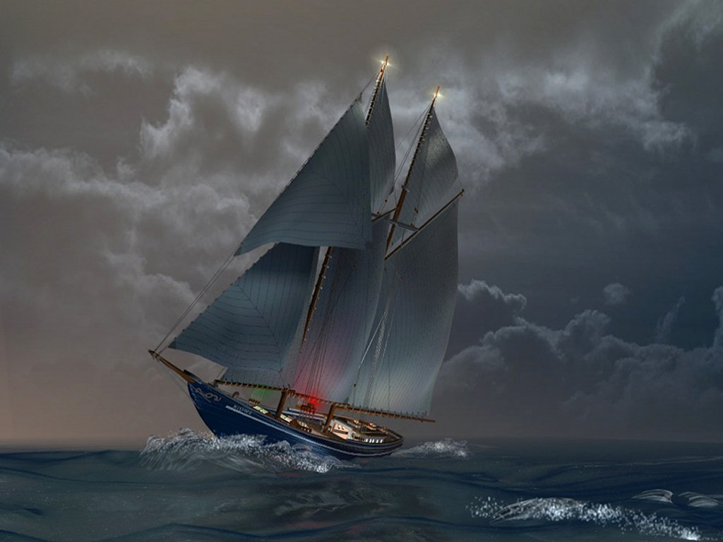 Wallpaper Design Web bateau