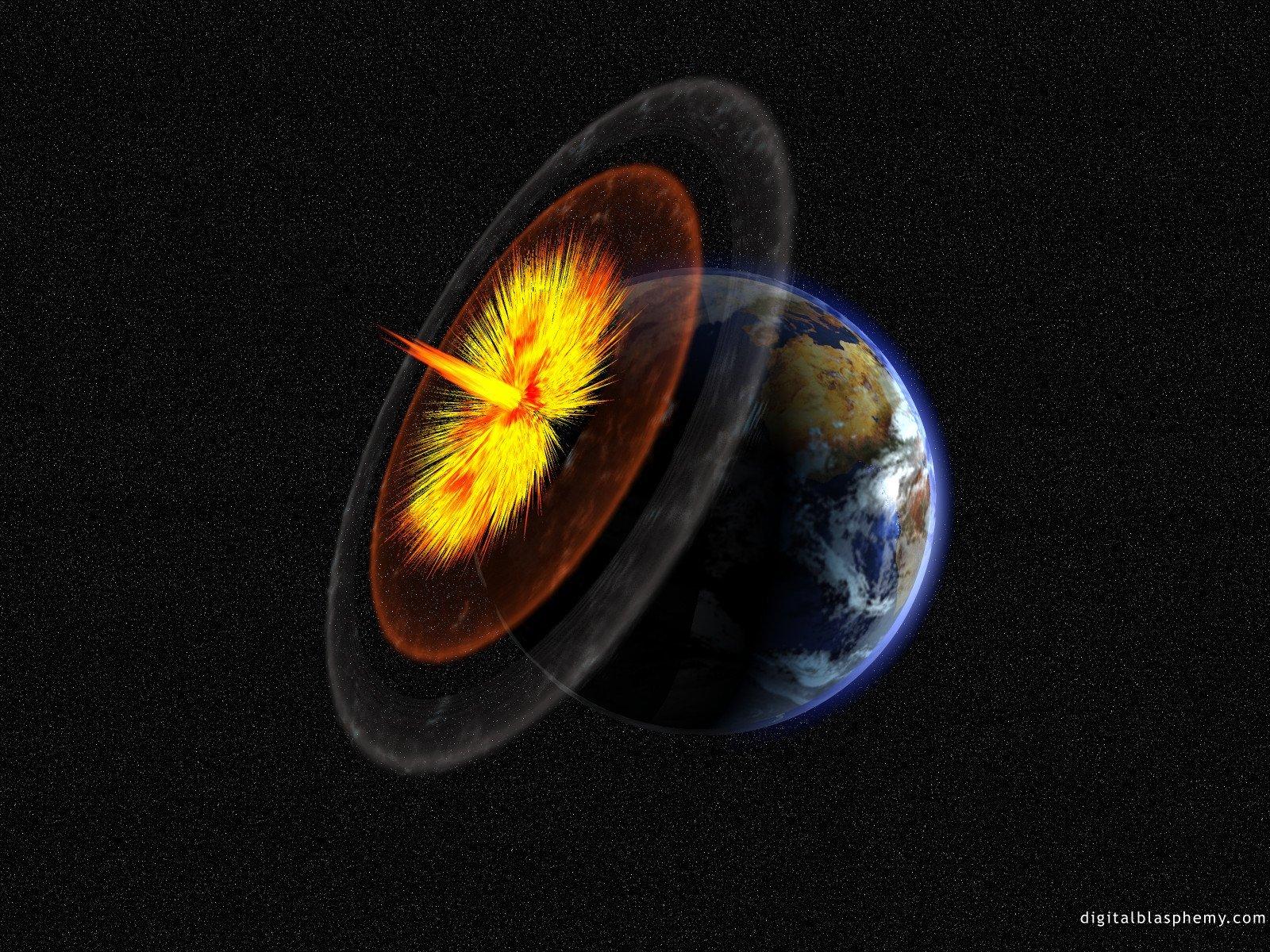 Фантастические картинки про космос