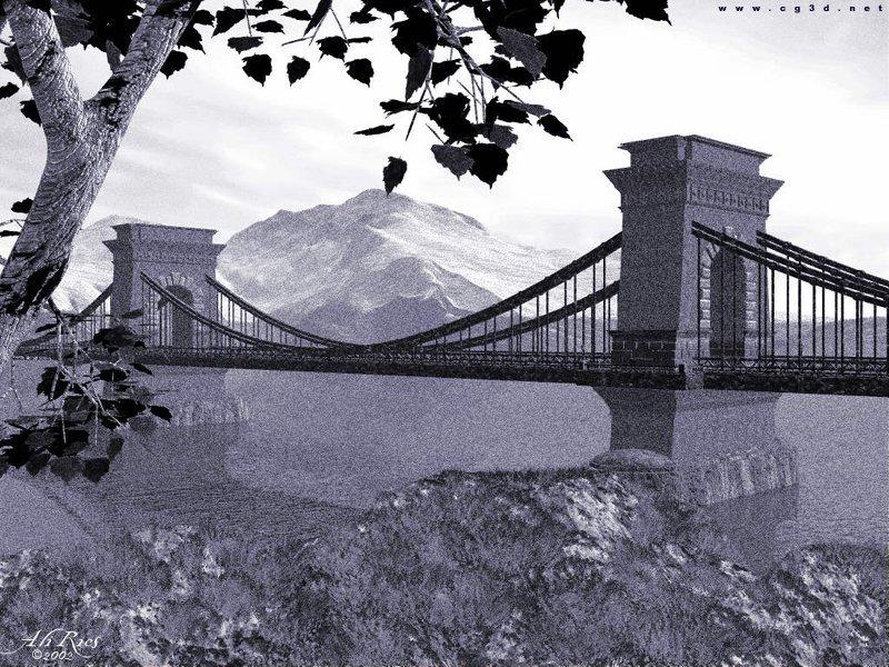 Wallpaper pont Design Web