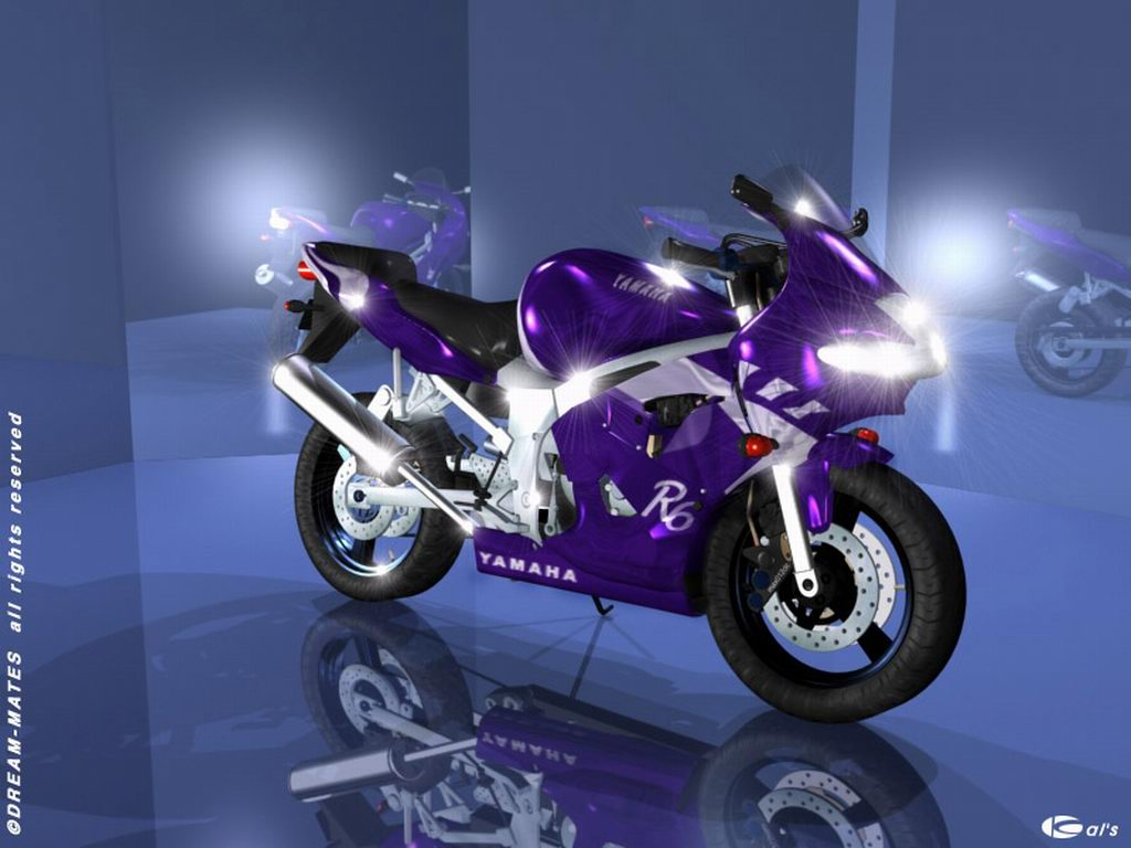 Wallpaper yamaha Design Web